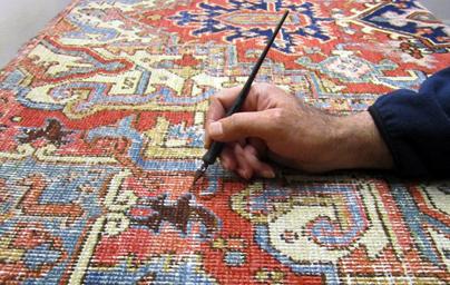 rug repair services